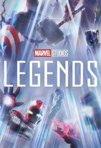 Сериал Студия Marvel: Легенды смотреть онлайн бесплатно все серии