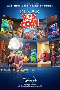 Сериал Мультяшки от Pixar смотреть онлайн бесплатно все серии