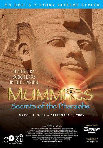 Мумии: Секреты фараонов 3D 2007 смотреть онлайн бесплатно