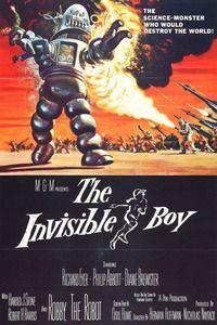 Невидимый мальчик 1957 смотреть онлайн бесплатно