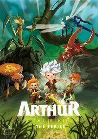 Сериал Артур и Минипуты смотреть онлайн бесплатно все серии