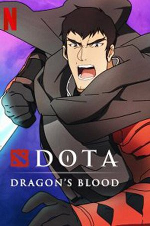 Сериал DOTA: Кровь дракона смотреть онлайн бесплатно все серии