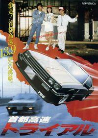 Гонки на автостраде Шуто 1988 смотреть онлайн бесплатно