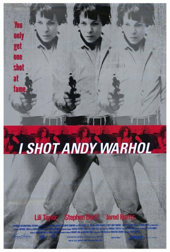 Я стреляла в Энди Уорхола 1995 смотреть онлайн бесплатно