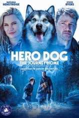 Собака-герой: путешествие домой