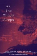 Пока спит городок