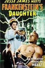 Джесси Джеймс встречает дочь Франкенштейна