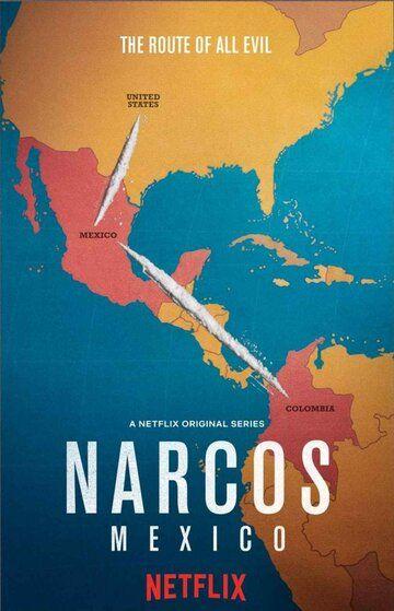 Сериал Нарко: Мексика смотреть онлайн бесплатно все серии