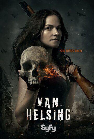 Сериал Ван Хельсинг смотреть онлайн бесплатно все серии