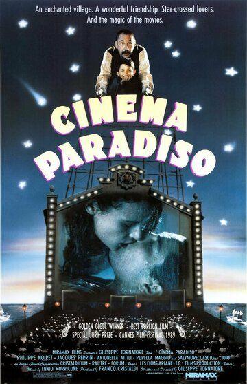 Новый кинотеатр Парадизо 1988 смотреть онлайн бесплатно