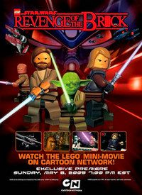 Lego Звёздные войны. Месть детальки 2005 смотреть онлайн бесплатно