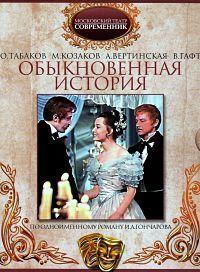 Иван Гончаров - Обыкновенная история 1970 смотреть онлайн бесплатно