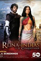 Индейская королева и конкистадор